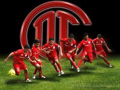 Los jugadores - Fotos del Deportivo Toluca FC Diablos Rojos del Toluca #Amor Escarlata