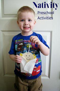 Mommy's Little Helper: Nativity Preschool Activities