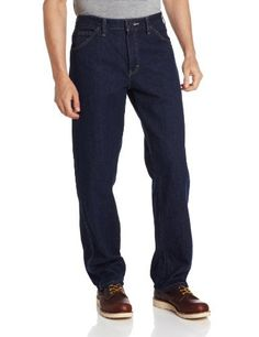 e2a74425920 Dickies Men s Stone Washed Relaxed Fit Carpenter Jean
