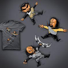 Static Kling by lucky1988 at shirt.woot.com #startrek