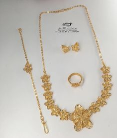 Royal Jewelry, Gold Jewelry, Gold Necklace, Infinity Jewelry, Infinity Necklace, Gold Fashion, Women's Fashion, Afghan Dresses, Gold Jewellery Design
