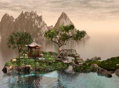 63 Best Asian Landscape Art Images Asian Landscape Landscape