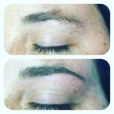 Start of brow rehab. #brows #browbar #browmakeover #eyebrows #wilmingtonesthetician #wilmingtonsalon #wilmingtonnc #uncwilmington #uncwgirls #uncw #spreadthewilm #allaboutwilmington #whatsupwilmington #supportwilmingtonsmallbusiness #supportwilmingtonbusiness #solasalonstudioswilmington
