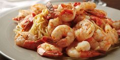 Try this healthy version of classic shrimp scampi. Total Time:22 min. Prep Time:10 min. Cooking Time:12 min. Yield:2 servings Ingredients: 3 oz dry who