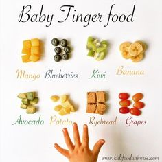Eating finger food is fun and important to your baby's development of fine motor skills and coordination like the pincer grasp Baby finger foods Finger food for babies Babies does not need teeth to eat more solid food like finger foods, you will be surprised by how well they chew with only their gums until …