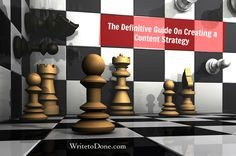 The Definitive Guide On Creating a Content Strategy Content Marketing, Internet Marketing, Online Marketing, Social Media Marketing, Grammar Tips, Online Business, Goals, Writing, Create