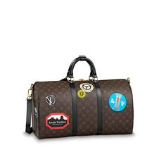 Keepall Bandoulière 50 Monogram Canvas in WOMEN's TRAVEL collections by Louis Vuitton