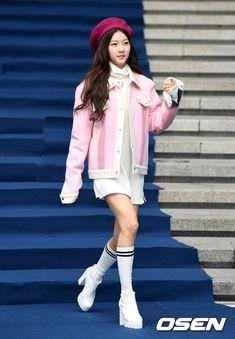 Seoul Fashion, Korean Fashion, Maxine Waters, Fashion Week 2016, Korean Star, Pink Art, Keith Richards, Mariah Carey, Korean Beauty