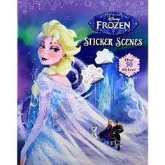 50 Frozen Stickers