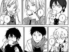 Akagami no Shirayukihime, Obi (Akagami no Shirayukihime), Shirayuki (Akagami no Shirayukihime), Zen Wistalia, Ryuu (Akagami no Shirayuki Hime), Suzu (Akagami No Shirayukihime)