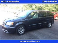 Used 2013 Chrysler Town