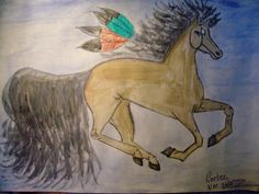 Gran Caballo Volador del Viento