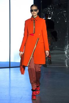 Kenzo Fall 2014 Graphics collection