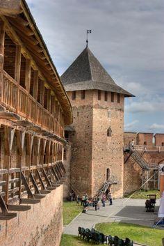 Lubart Castle, Lutsk, Volyn Oblast, Ukraine