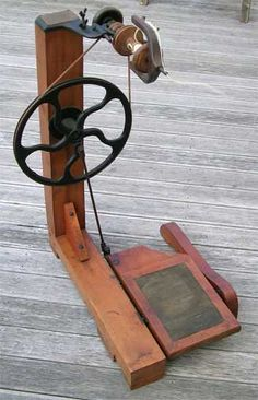 Strickland Silent Spinner, spinning wheel - strickland.jpg (328×510)
