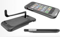 Recharger son smartphone avec une coque à manivelle