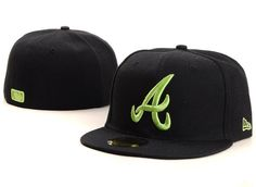 479ffa19a7b MLB Atlanta Braves Fitted Hat id15  CAPS M0529  - €16.99   PAS CHERE  CASQUETTES EN FRANCE!