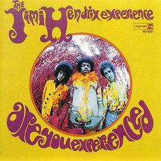 Jimi Hendrix Experience Are You Experienced – Knick Knack Records