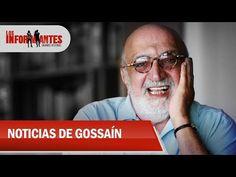 """""""Hoy no puedo saber qué es opinión y qué es noticia"""": Juan Gossaín - Los Informantes - YouTube Opinion, Youtube, Did You Know, Journaling, Interview, The Voice, News, Youtubers, Youtube Movies"""