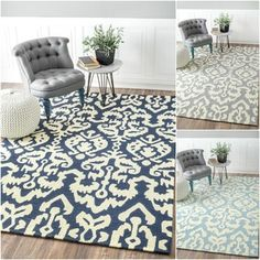 nuLOOM Handmade Southwestern Tribal Fancy Rug (8' x 10') | Overstock.com Shopping - The Best Deals on 7x9 - 10x14 Rugs