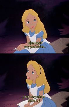 alice in wonderland  #movies #quotes