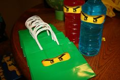 Fun rainy day activity for the kids (or Lego Ninjago Birthday party idea). Uses party streamers taped at different angles between walls, ceiling and floor. Lots of fun and a big success with ten yr old boys. Ninja Birthday, Lego Birthday Party, 6th Birthday Parties, Birthday Ideas, Kid Parties, Birthday Favors, Ninjago Party, Lego Ninjago, Festa Ninja Go
