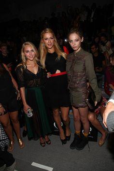 Annasophia Robb Photo - Charlotte Ronson - Front Row - Spring 2013 Mercedes-Benz Fashion Week
