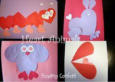 Heart Animals  http://www.readingconfetti.com/2012/01/heart-animals-my-heart-is-zoo.html?utm_source=feedburner&utm_medium=email&utm_campaign=Feed%3A+ReadingConfetti+%28Reading+Confetti%29