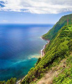 De Portugese kust, Azores