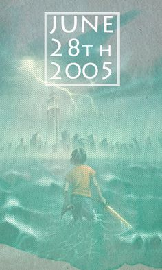 JUNE 28TH 2005 - THE FIRST PUBLICATION OF PERCY JACKSON AND THE OLYMPIANS: THE LIGHTNING THIEF BOOK!!! In June 1997, Rick Riordan signed with Bantam Books to prepare the book for publishing, in 2004 it was sold to Miramax books for enough money to let Riordan quit his job and focus on writing the series. After it was released in June 28th 2005, it sold over 1.2 million copies. Happy 8-year-since-the-first-book-came-out anniversary demigods!! THANK YOU RICK RIORDAN!