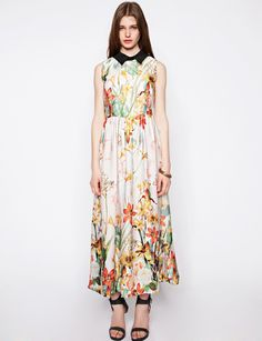 Botanical dress Pixie Market