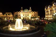 Monte Carlo Casino, Monaco. Go to the bathrooms inside on the right. The toilets sanitize themselves