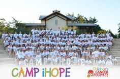 To restore the hope, faith and happiness of those dealing with pediatric cancer, the Children's Cancer Recovery Foundation (CCRF) donated $10,000 to Camp iHope, a summer program, located at the Collin County Adventure Camp in Anna, Texas, serving patients at the Medical City Children's Hospital (MCCH) in Dallas, TX, and their siblings between the ages of 7 and 16. #CCRF #PediatricCancer #ChildhoodCancer #SummerCamp