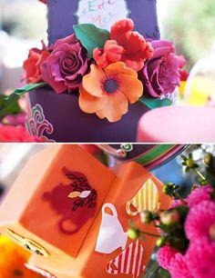 Wonderlandia Table #2: Adult Birthday Party