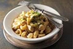 Macaroni And Cheese, Healthy Recipes, Healthy Food, Soup, Pasta, Ethnic Recipes, Healthy Foods, Mac And Cheese, Healthy Eating Recipes