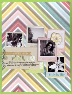 Wouldn't need a kit to make this. ***JAN SFTIO HARMONY KIT*** - Scrapbook.com