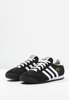 finest selection 211a5 a31ff adidas Originals DRAGON - Baskets basses - core black - ZALANDO.FR Derby,  Sport
