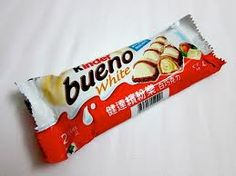 kinder bueno white Snack Recipes, Snacks, White Chocolate, Chips, Food, Kids, Snack Mix Recipes, Appetizer Recipes, Appetizers