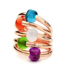 Pomellato rings