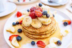 Lemon-Berry Pancakes