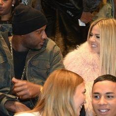 Khloe Kardashian back together with Lamar Odom