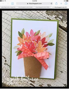 Avant garden card