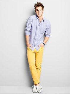 Mens Clothing: Mens Clothing: Head-to-Toe Looks New Arrivals | Gap