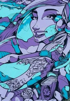 Graffiti Christchurch Nov 2015