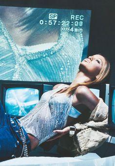 Gisele Bundchen/Dolce & Gabbana Spring Summer 2003 Photographed by Steven Meisel