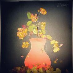 Hiç solmayacak çiçeklerim :))