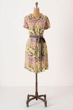 Sprightly Shirtdress, $118.00