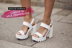 Tendência: Sapato de sola tratorada    por Lia Camargo   Just Lia       - http://modatrade.com.br/tend-ncia-sapato-de-sola-tratorada