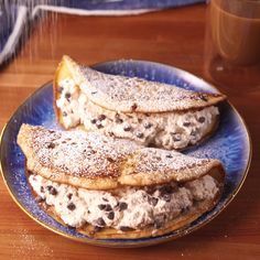 Bake your favorite treats with our many sweet recipes and baking ideas for desserts, cupcakes, breakfast and more at Cooking Channel. Breakfast For Dinner, Breakfast Recipes, Dessert Recipes, Dinner Pancakes, Italian Breakfast, Dinner Dessert, Breakfast Pancakes, Breakfast Dessert, Brunch Recipes