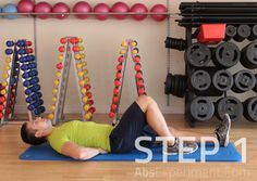 McGill Curl Up: Abdominal Exercise (With Pictures)